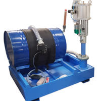 High Capacity Pump for Spreading One Part Adhesives