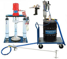 Bulk Dispensing & Spreading Systems for 1 Part Adhesives & Resins