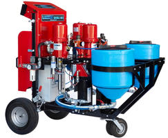 2 Component Paint Mixing & Spraying Equipment