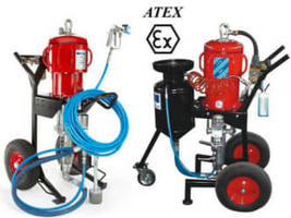 Industrial Coatings Spraying Equipment