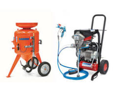 Contractor Paint Spraying Equipment