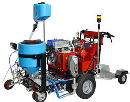 Road Marking - Line Painting Machines