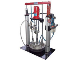 Bulk Dispensing Ram Pump for 1 Part Sealants