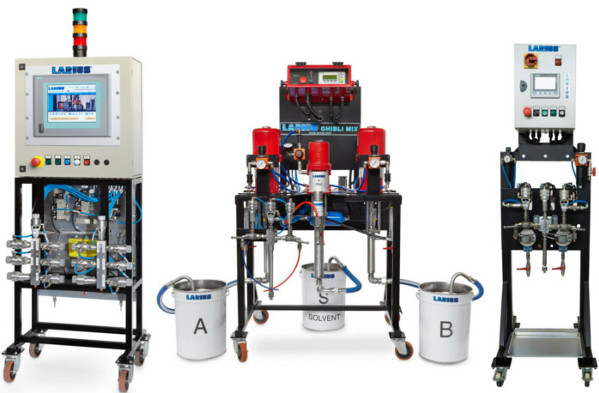 2 Component Dosing Amp Spraying Systems Rockingham Systems