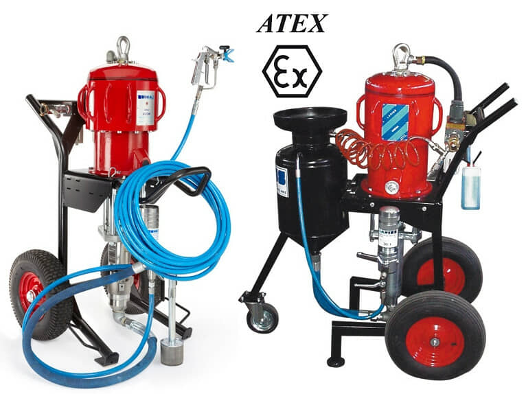 Industrial Coatings Equipment