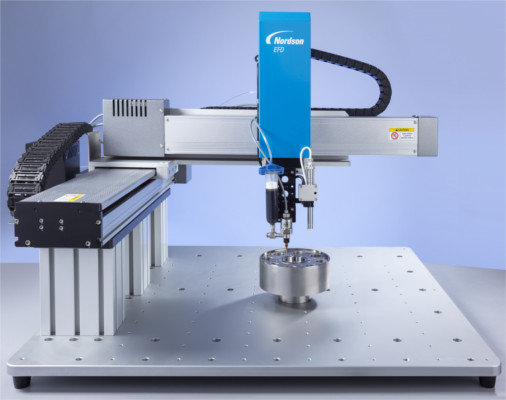Fluid Dispensing Gantry Systems | Rockingham Systems